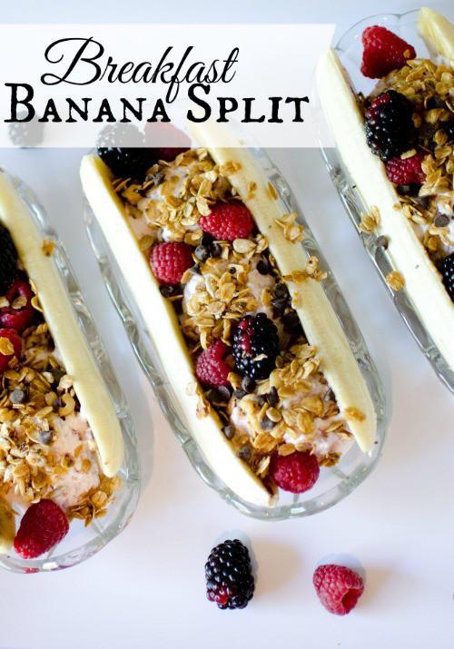 National Banana Split Day Recipe — Dishmaps