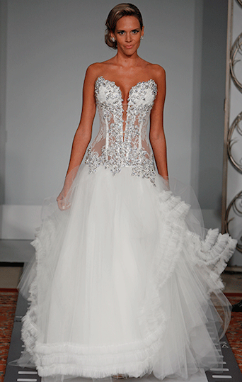 Pnina tornais 10 most blinged out gowns tlcme tlc pnina tornai junglespirit Choice Image