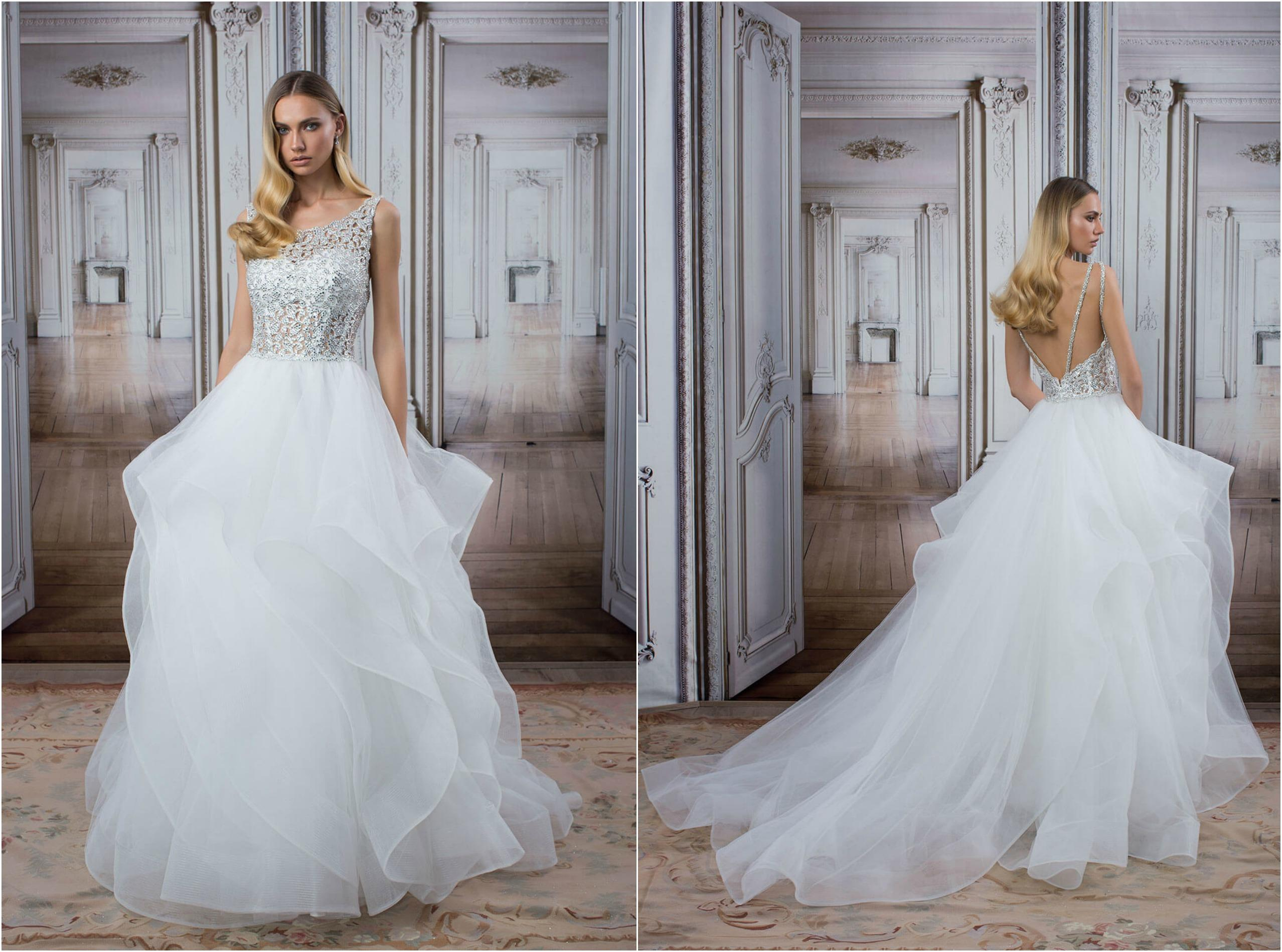 pnina tornai�s 10 most blinged out gowns tlcme tlc