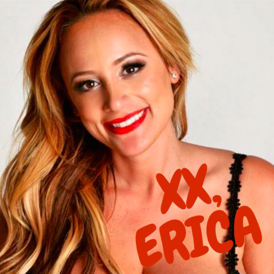 Erica Rose from the Bachelor and Love At First Kiss