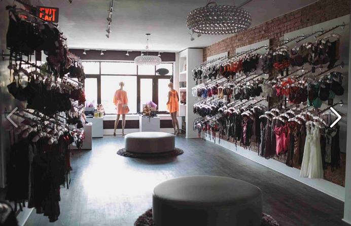 Le Bustiere Boutique, Washington D.C.