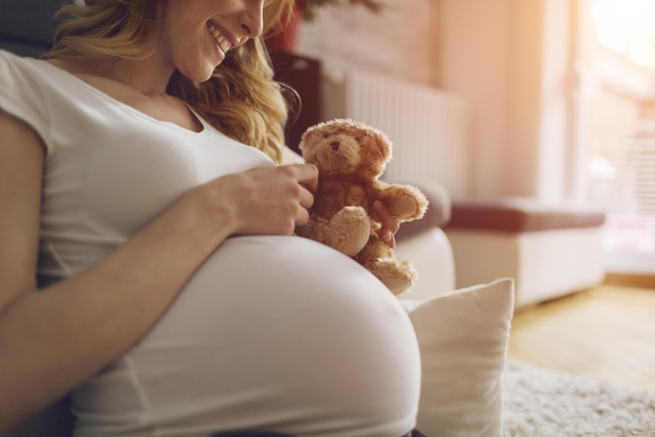 Comfort pregnancy