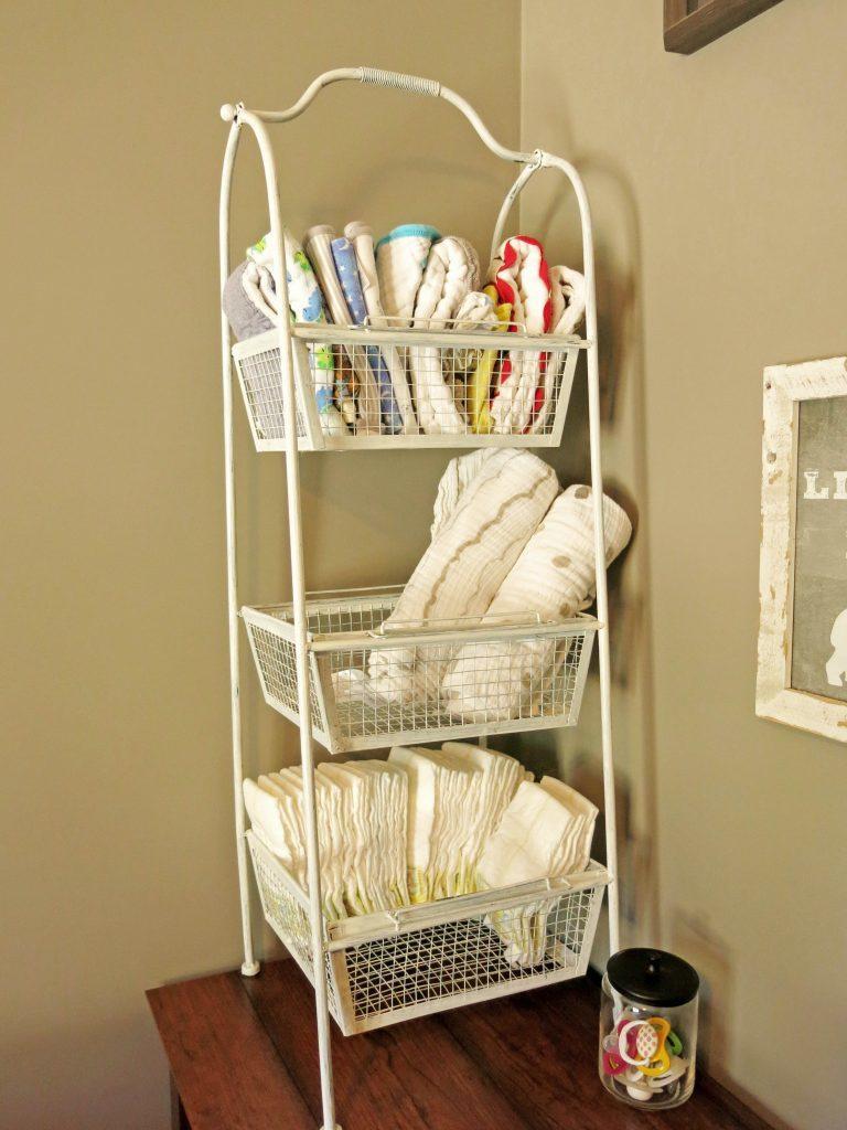 Dollar Store DIY Nursery Decor Inspiration | TLCme | TLC