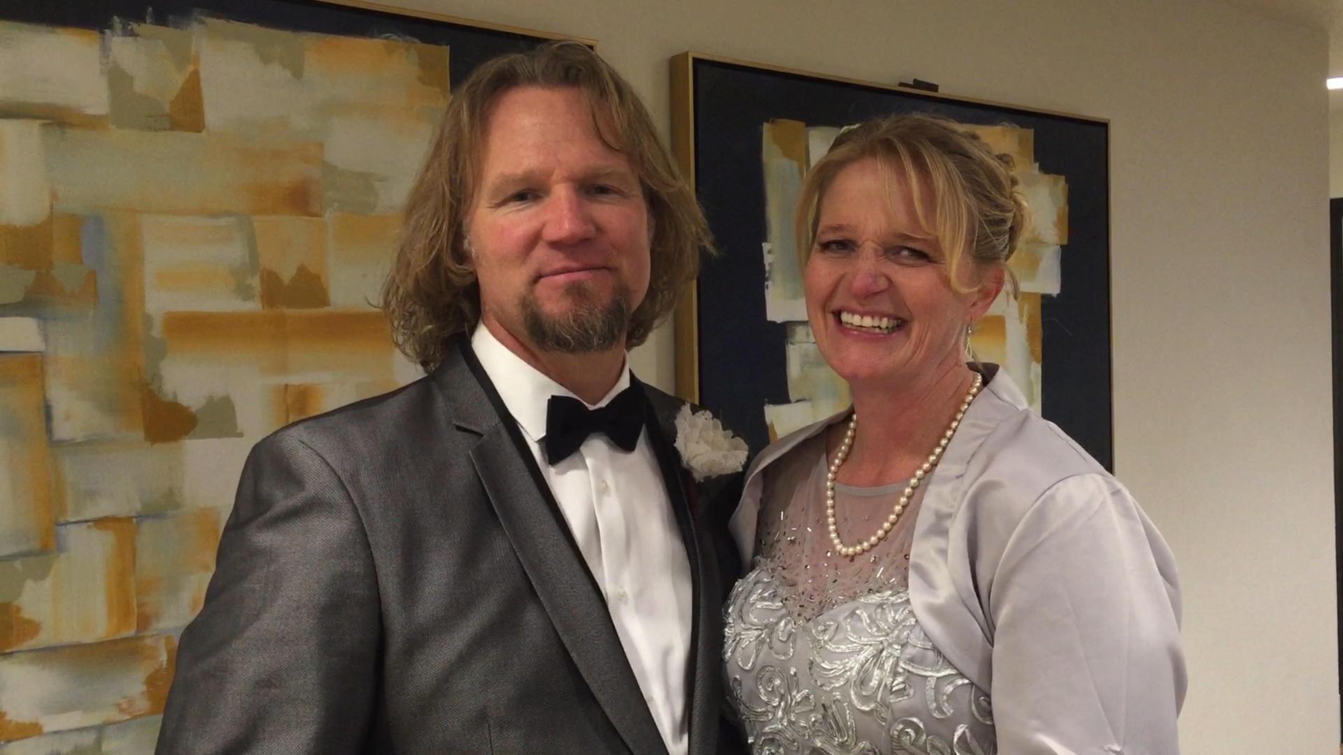 christine and kody celebrate mykelti�s marriage tlcme tlc