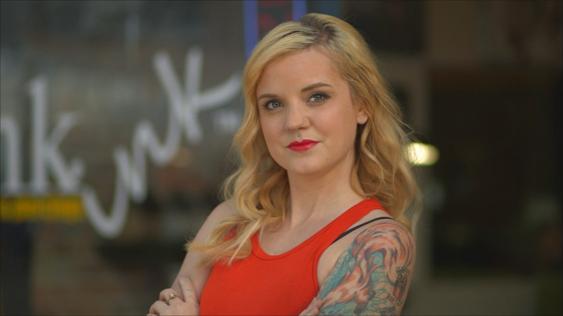 Tattoo Girls Kelsey