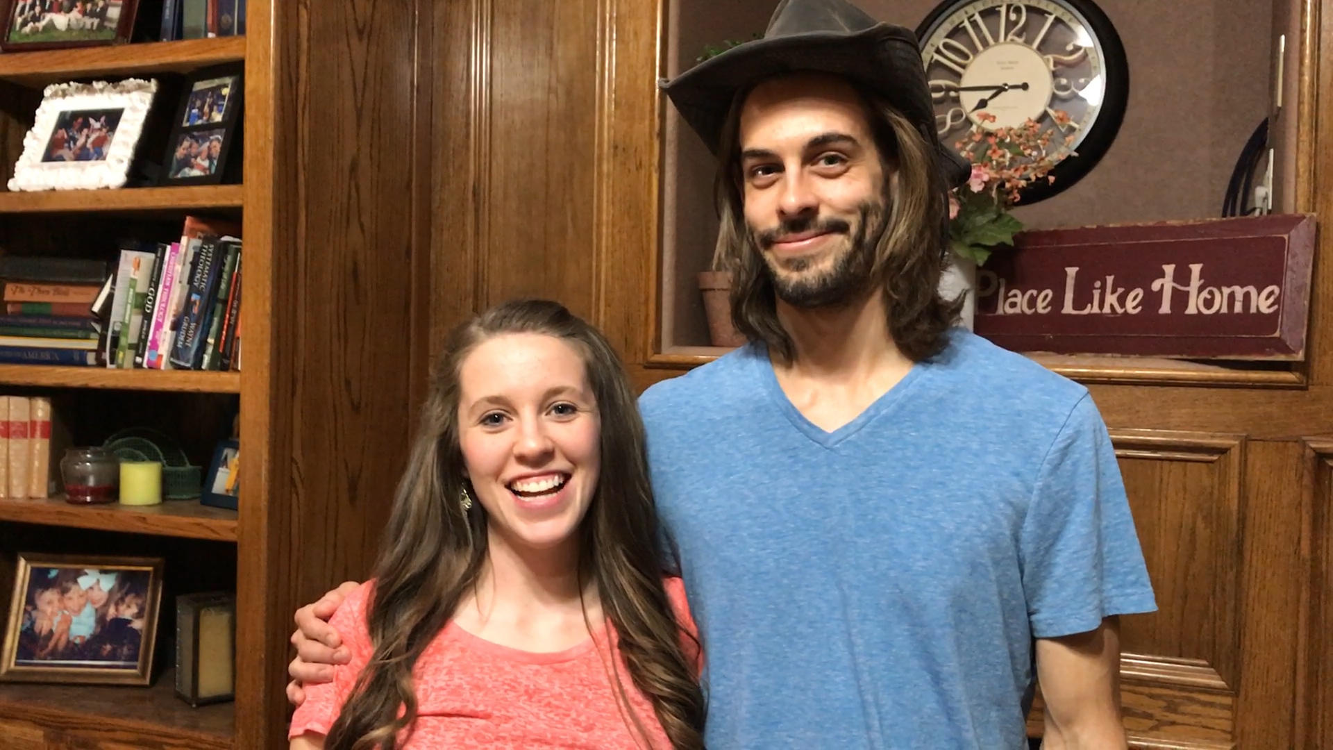 jill duggar derick dillard announce gender of baby no 2