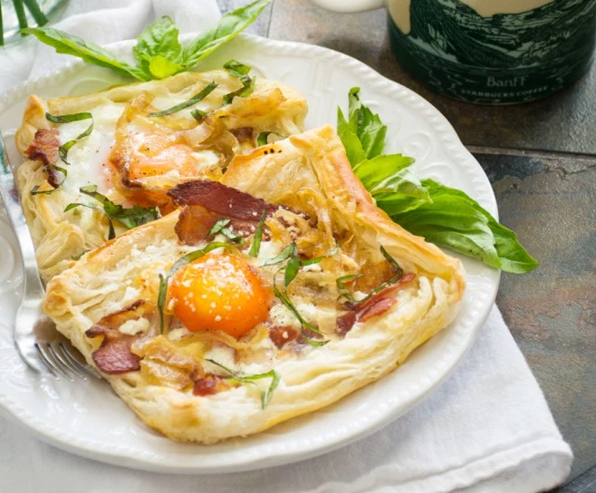 goat cheese pastry