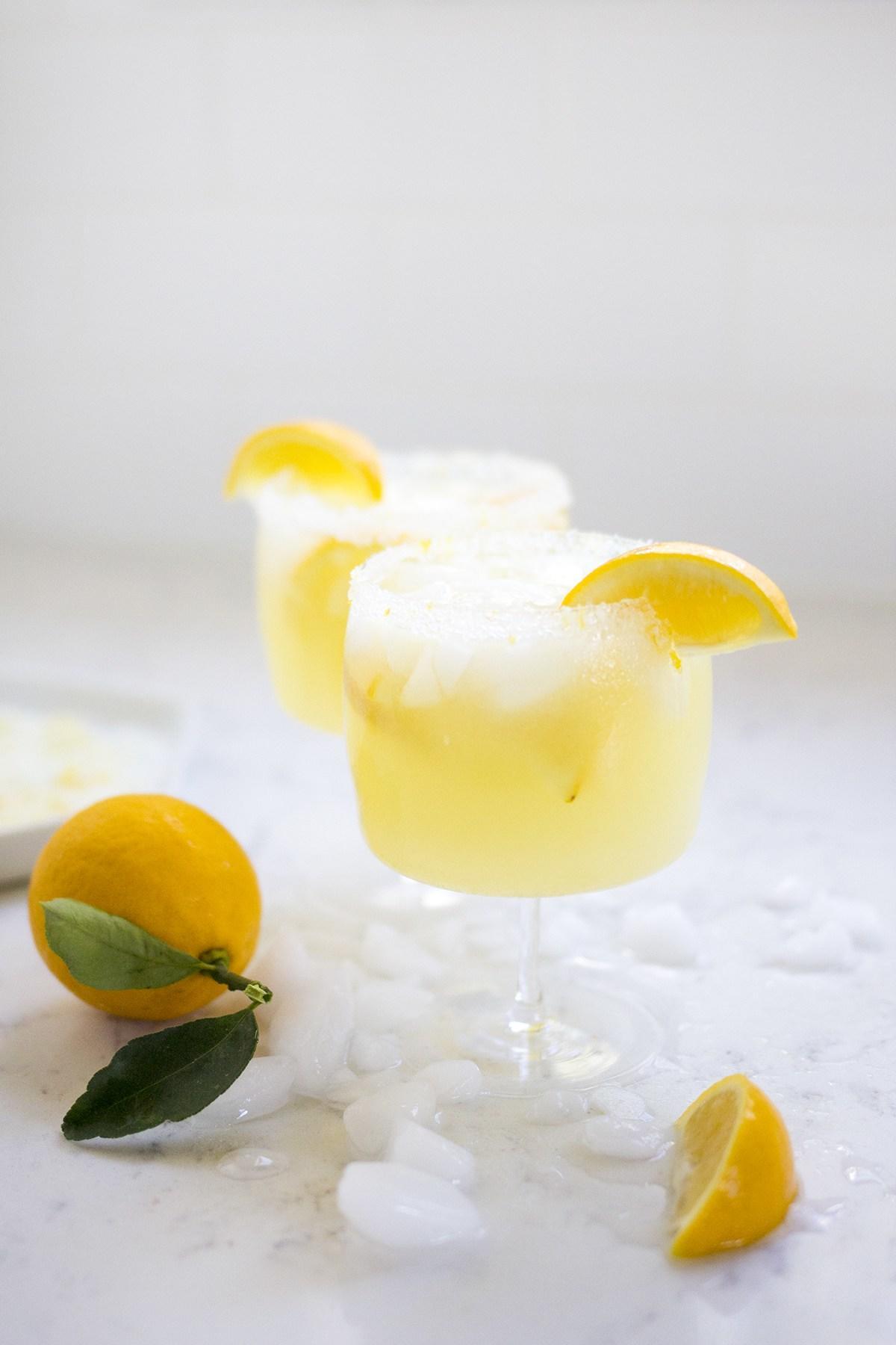 Lemon Margarity