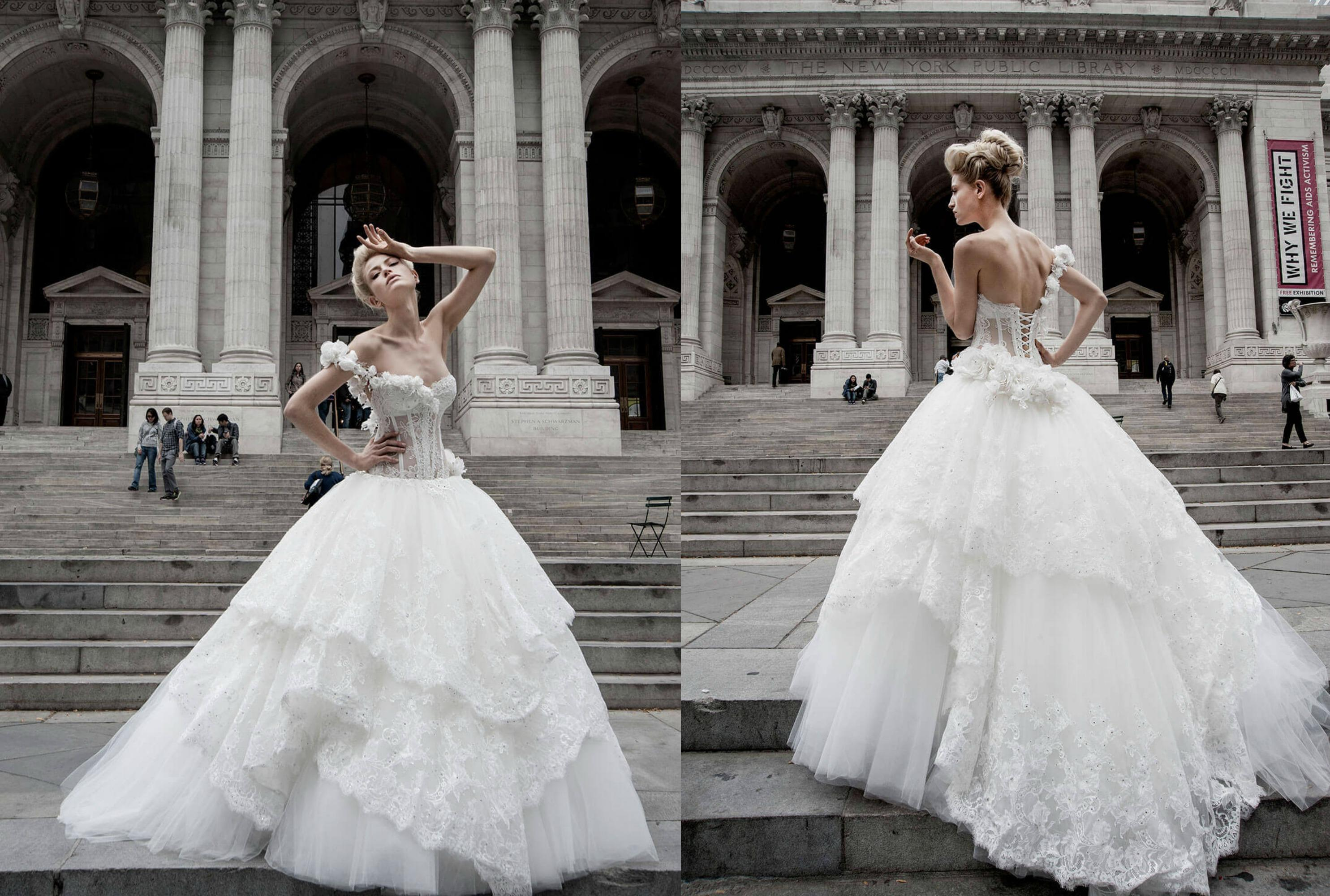 Pnina Tornai\'s Favorite Ball Gowns | Say Yes to the Dress | TLC
