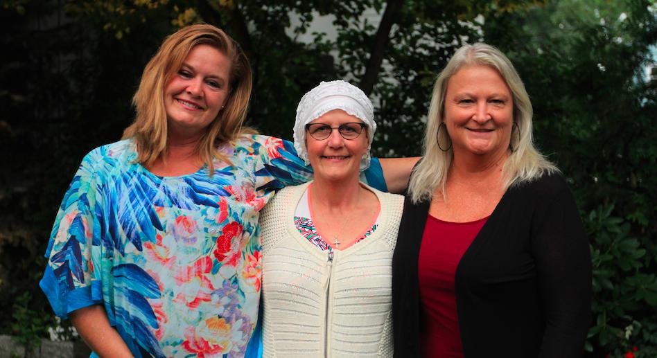 LLF Patricia, Sharon, Jean