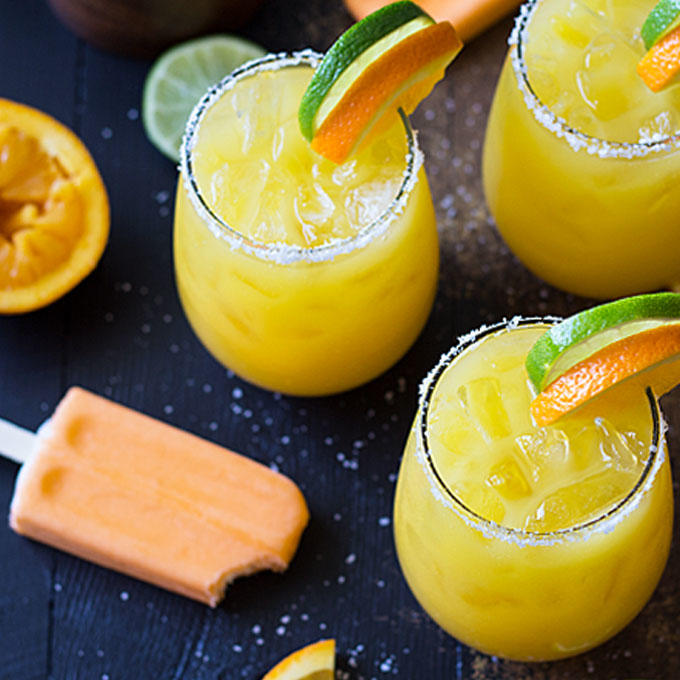 Creamsicle Margs