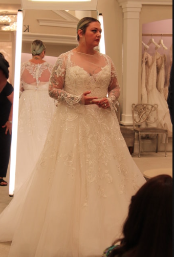 Syttd season 15 featured dresses say yes to the dress tlc for Elle king s wedding dress