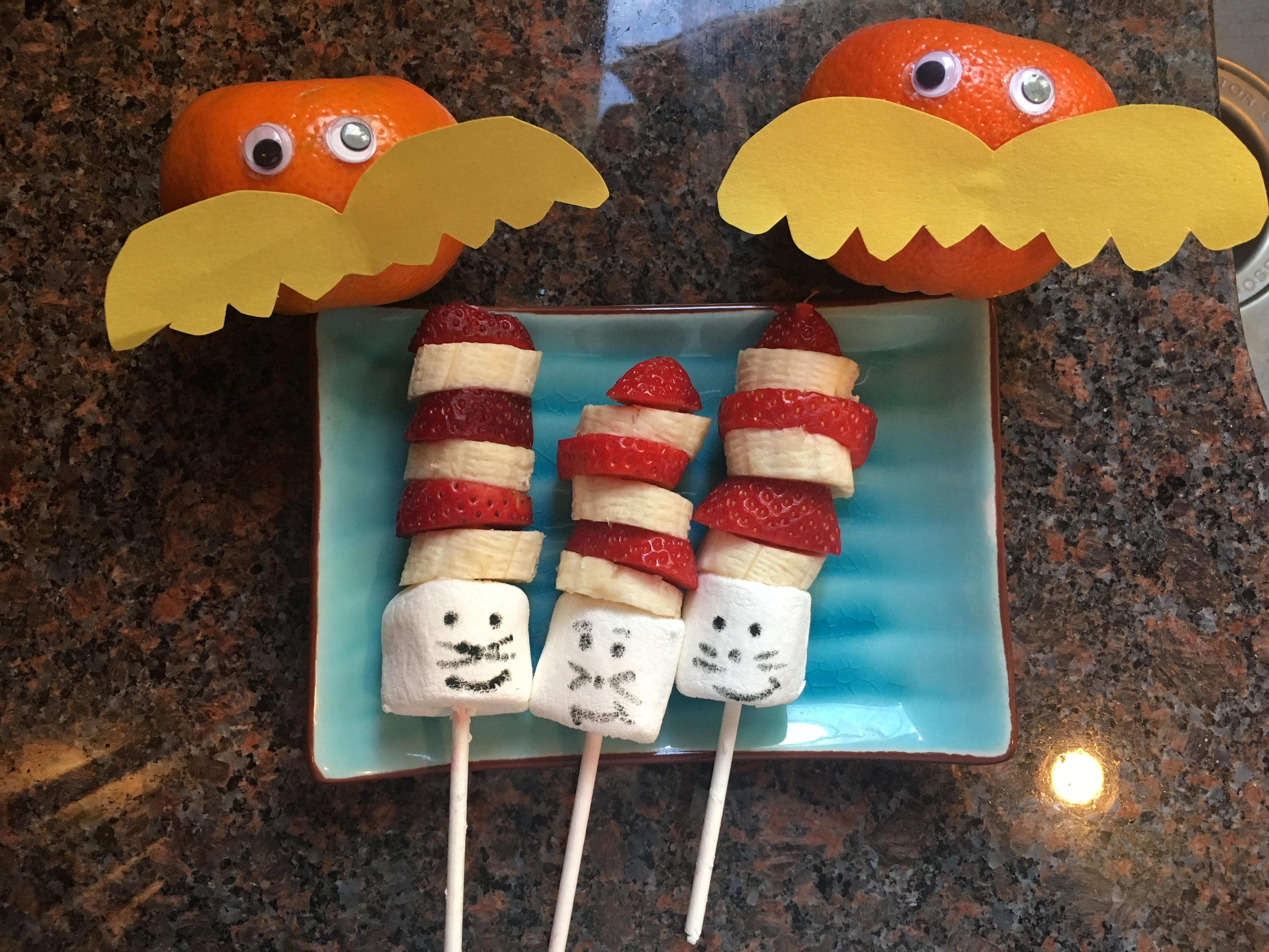 Cat in The Hat Sticks