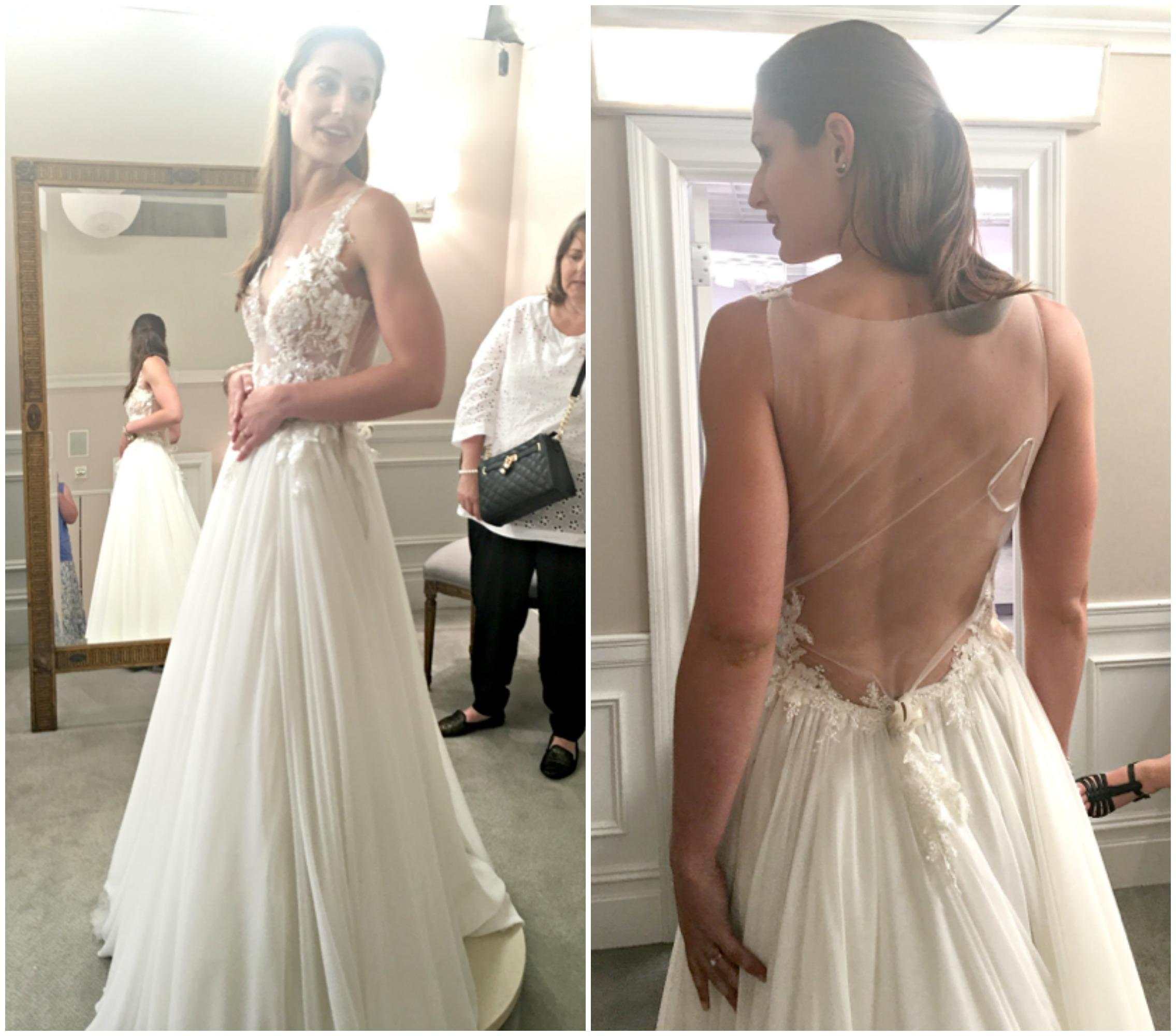 The March MadDress 2016 Winner Picked Her Dream Dress at Kleinfeld ...