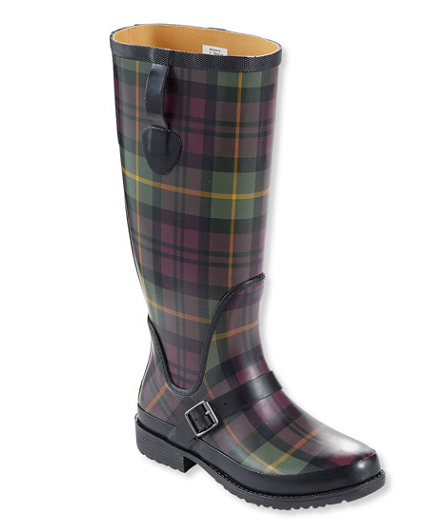 Wellie Rain Boots, Tall