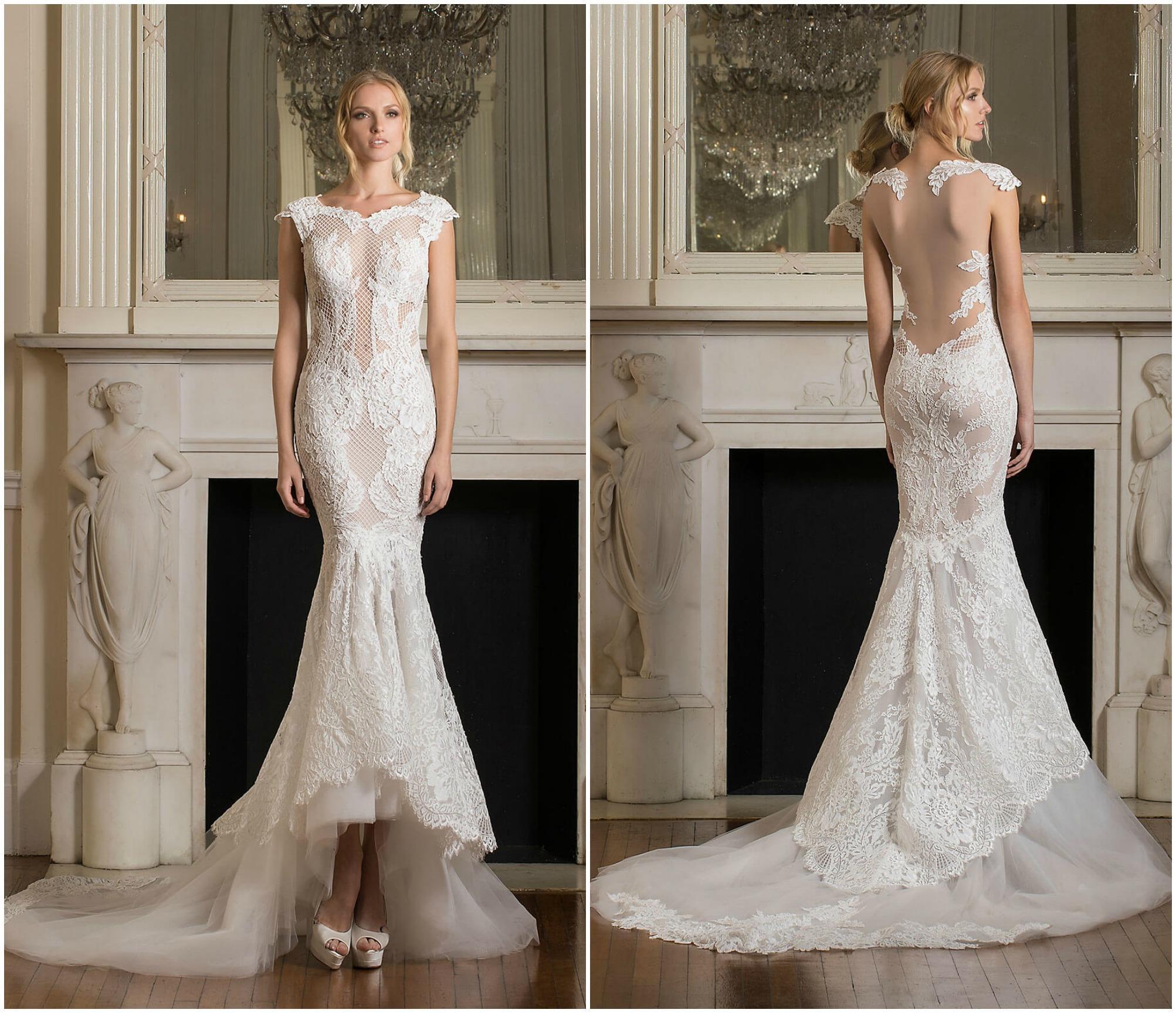 Pnina Tornai Reveals This Spring's Biggest Bridal Trends