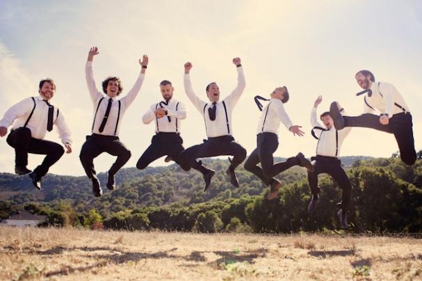 candid jump