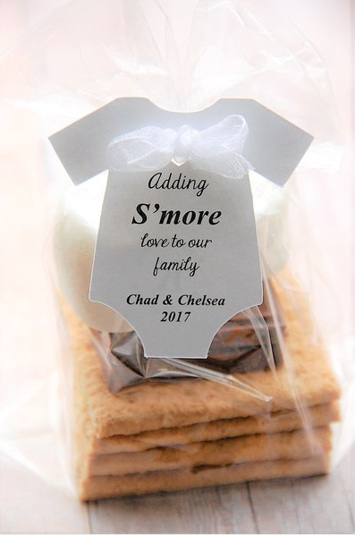 s'more baby shower gift