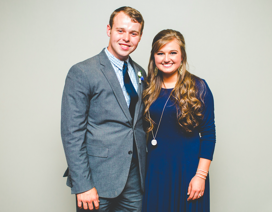Joseph Duggar and Kendra Caldwell Are Engaged! See the First Photo of the Engaged Couple
