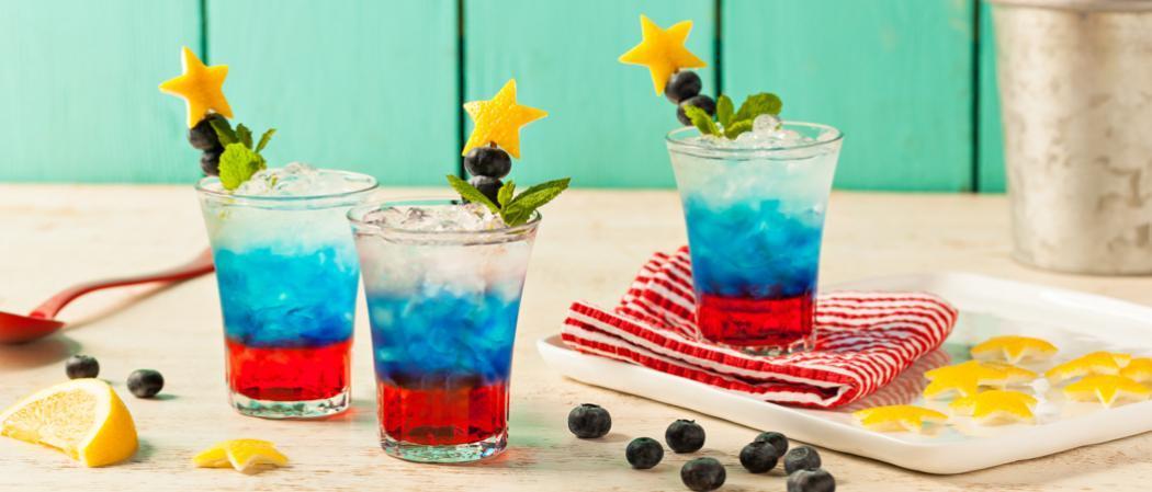 RWB Cocktails