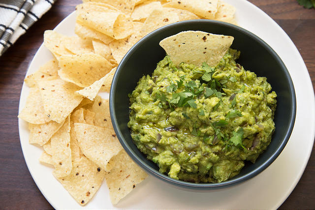 Grilled Guac