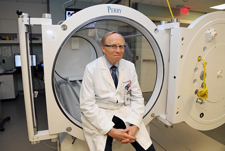 Dr. Paul Harch,