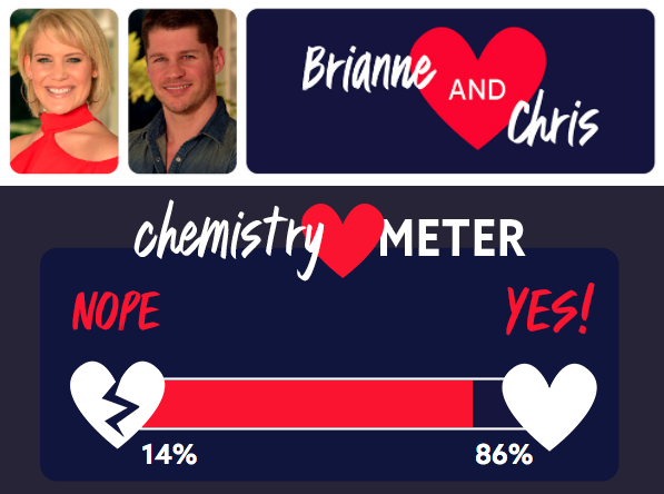 Brianne and Chris