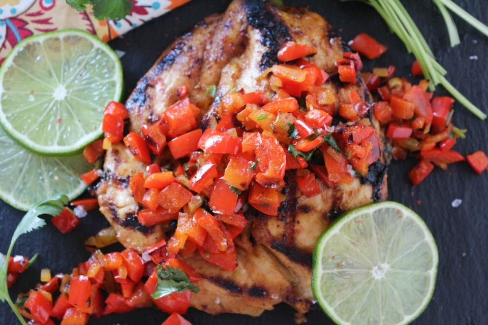 tequila cilantro and lime chicken