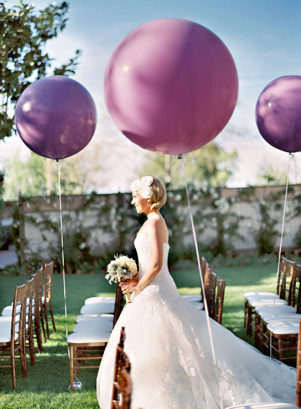 Balloon Aisle