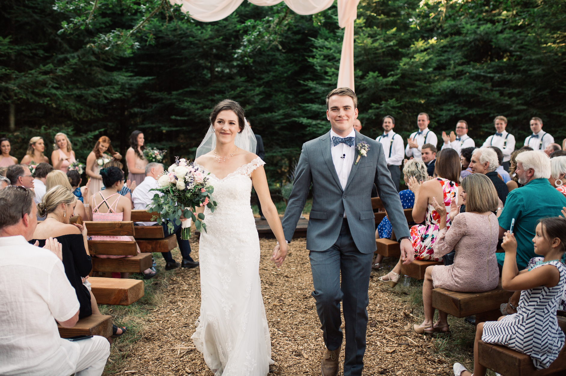 All The Details From Molly Roloff S Intimate Wedding At Roloff Farms Tlcme Tlc