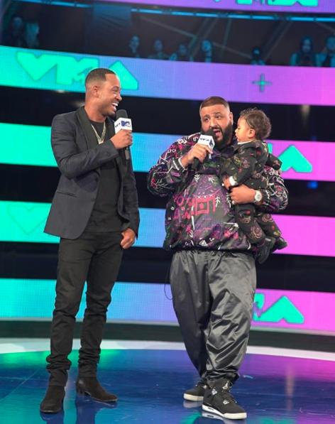 2017 VMAs 10 DJ Khaled