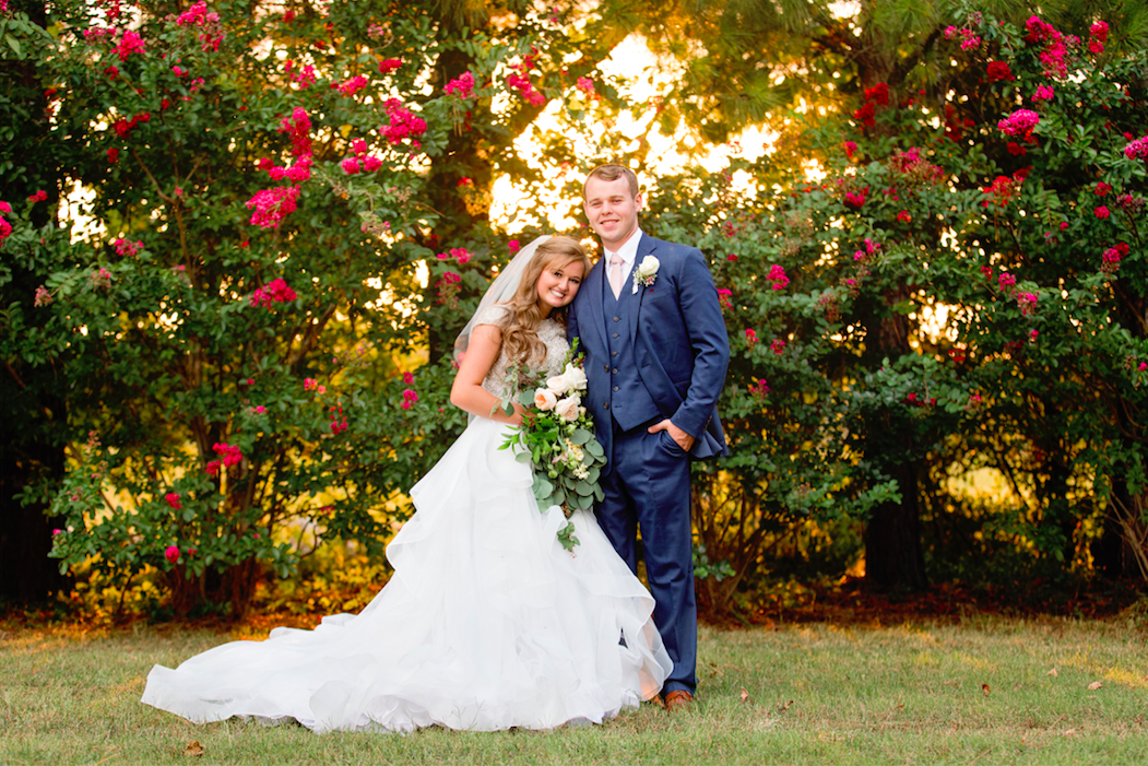 Joe and Kendra Duggar Wedding