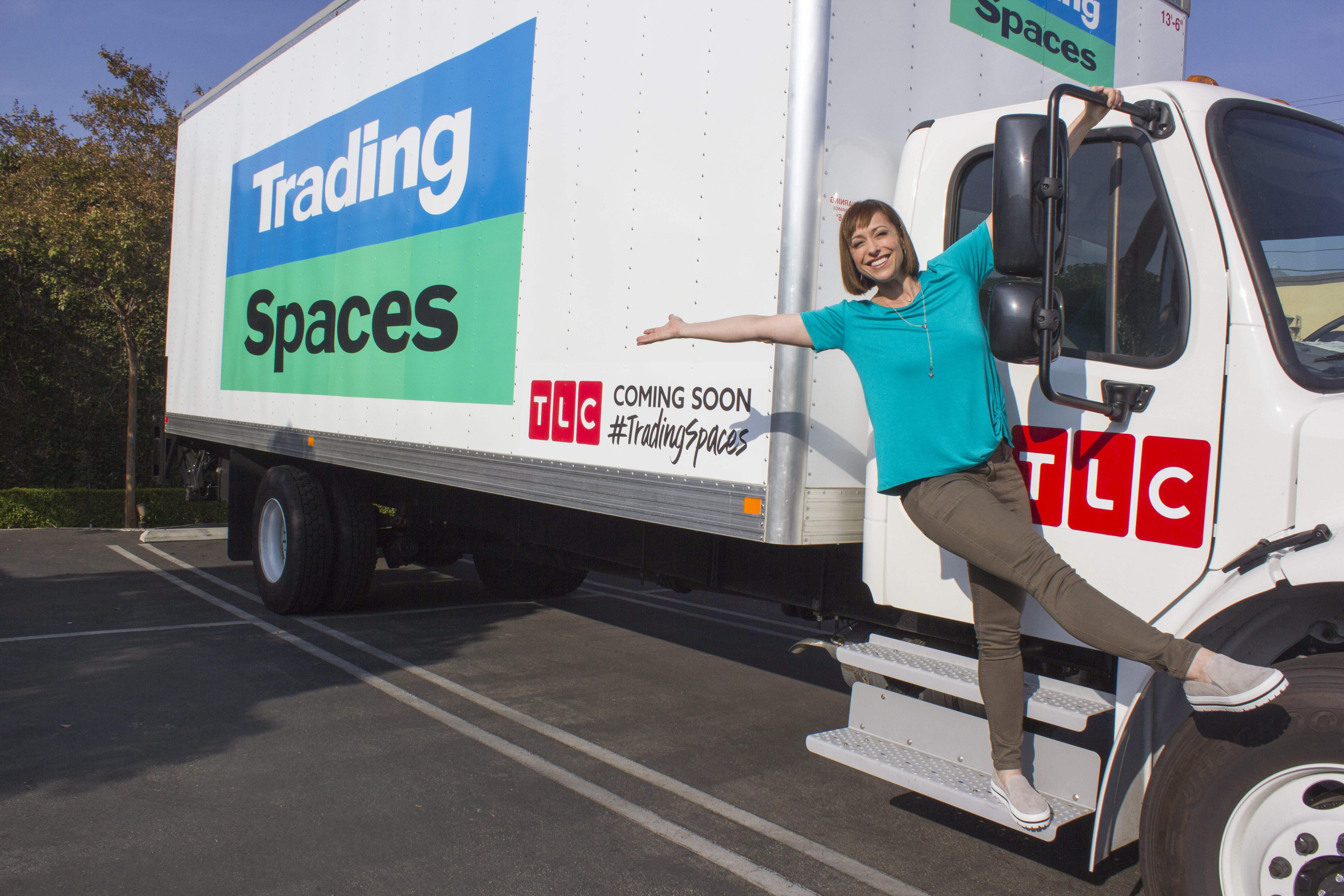 Trading Spaces Truck