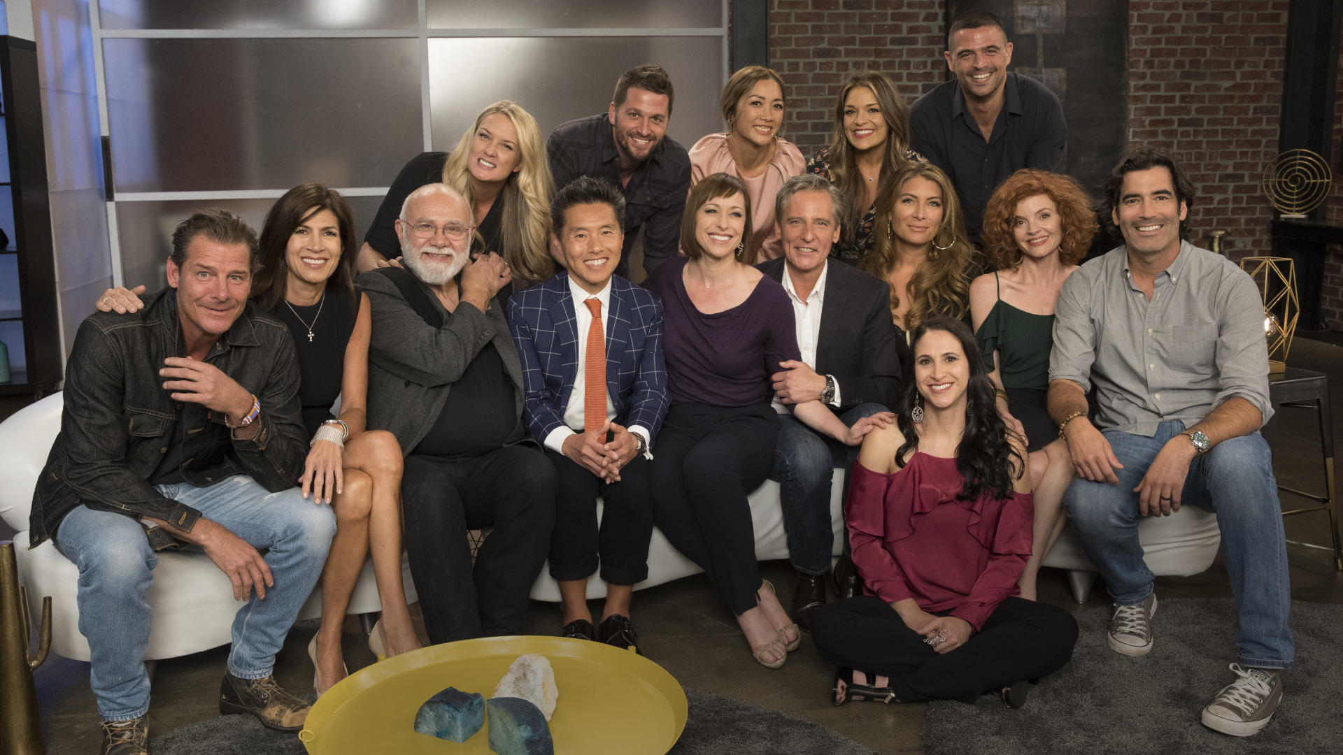 Trading Spaces Cast Where Are They Now Tlcme Tlc