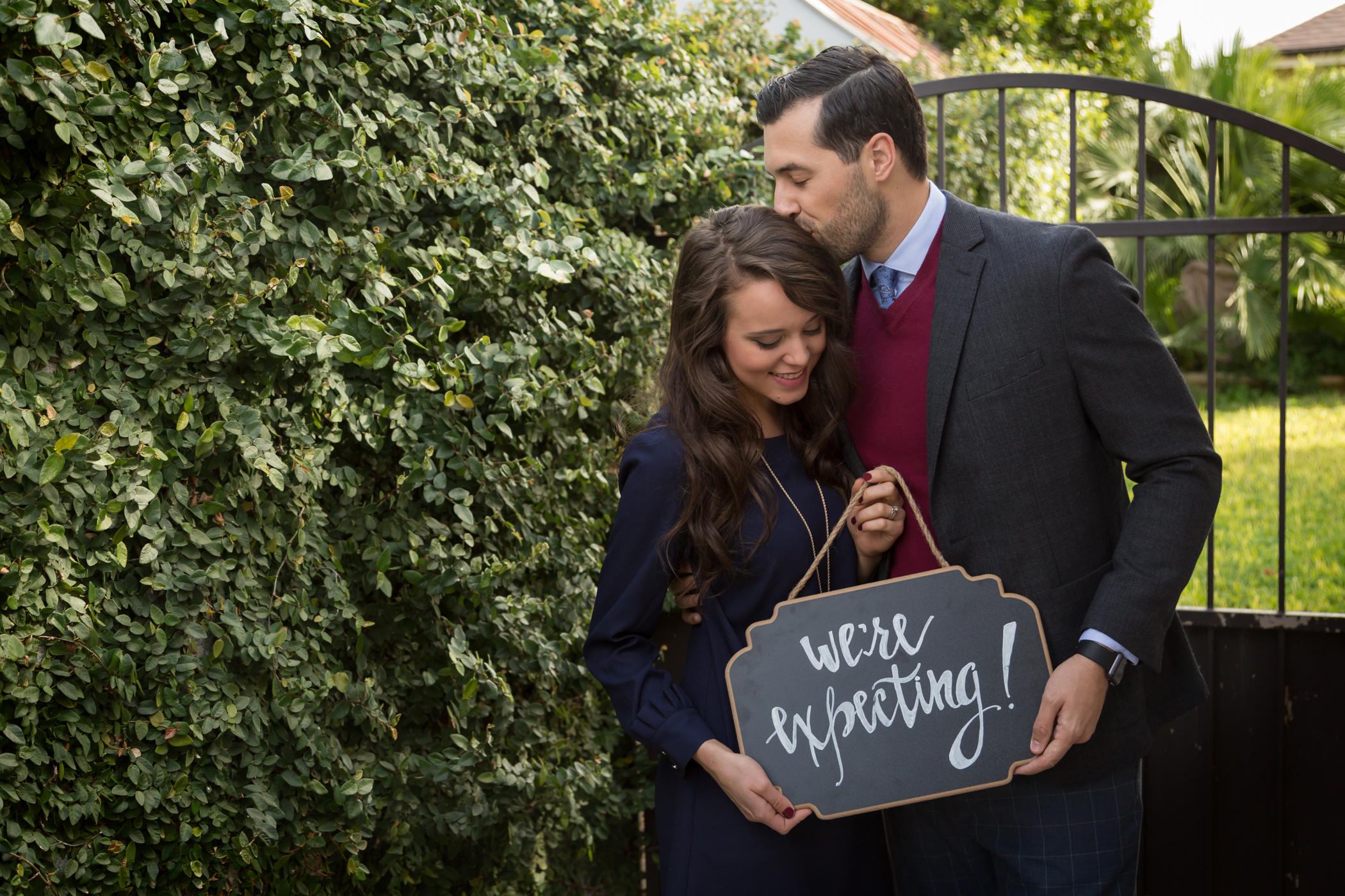 Baby Vuolo On The Way