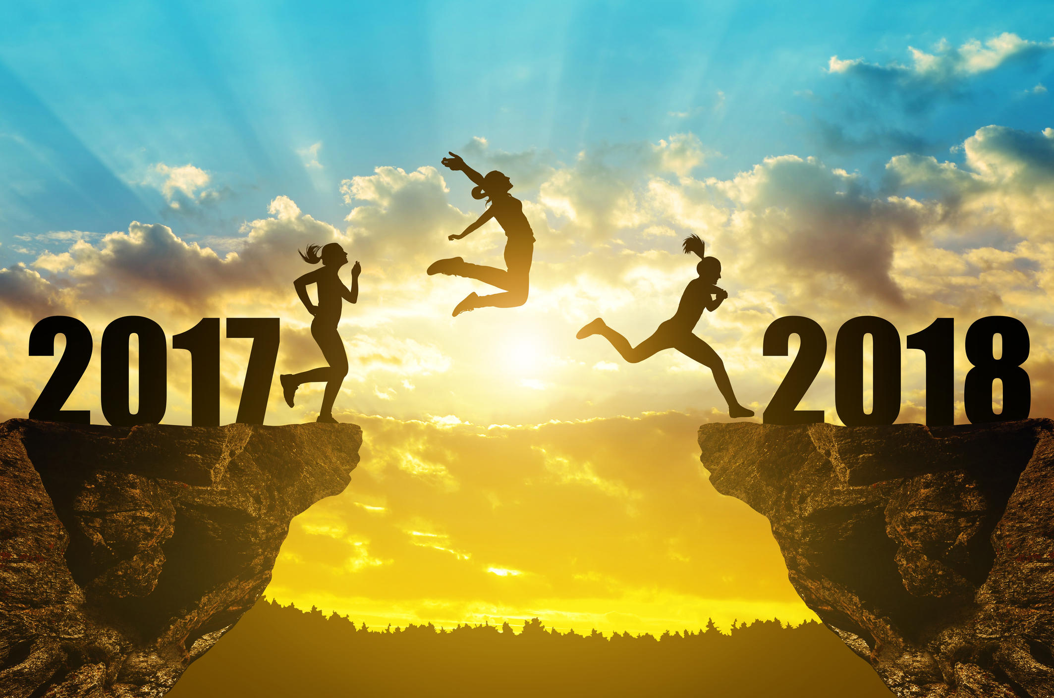 Jumping into 2018