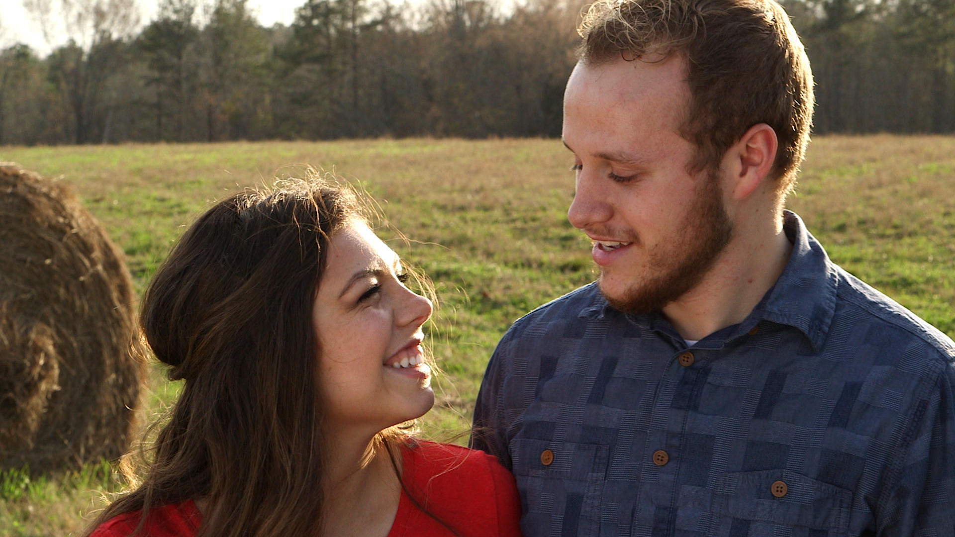 Counting On S Josiah Duggar Pops The Question Tlcme Tlc