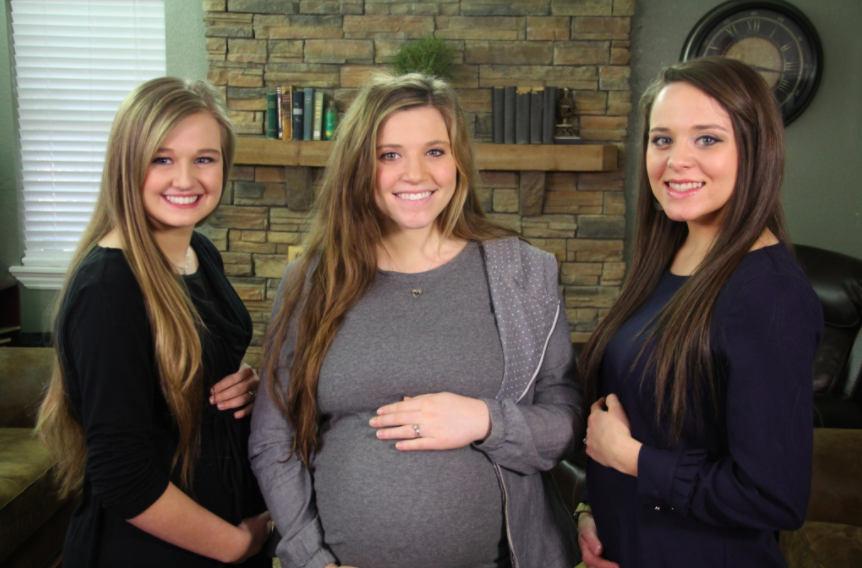 Jinger, Joy, and Kendra's Pregnancy Bumps