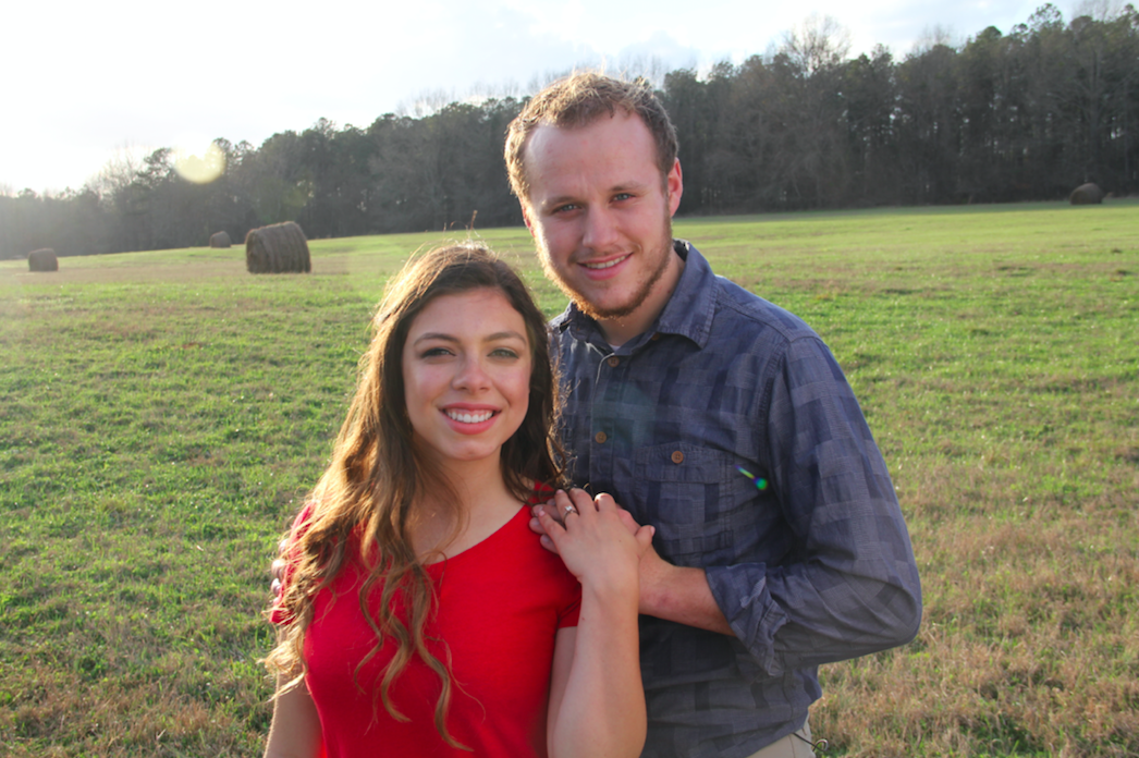 Josiah Duggar and Lauren Swanson