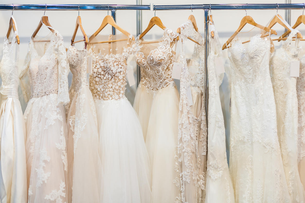 Wedding Dress Shopping 101: Things To Know Before You Find Your ...
