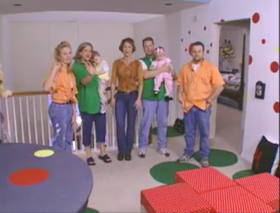 Watch The Most Unforgettable Trading Spaces Reveals Ever