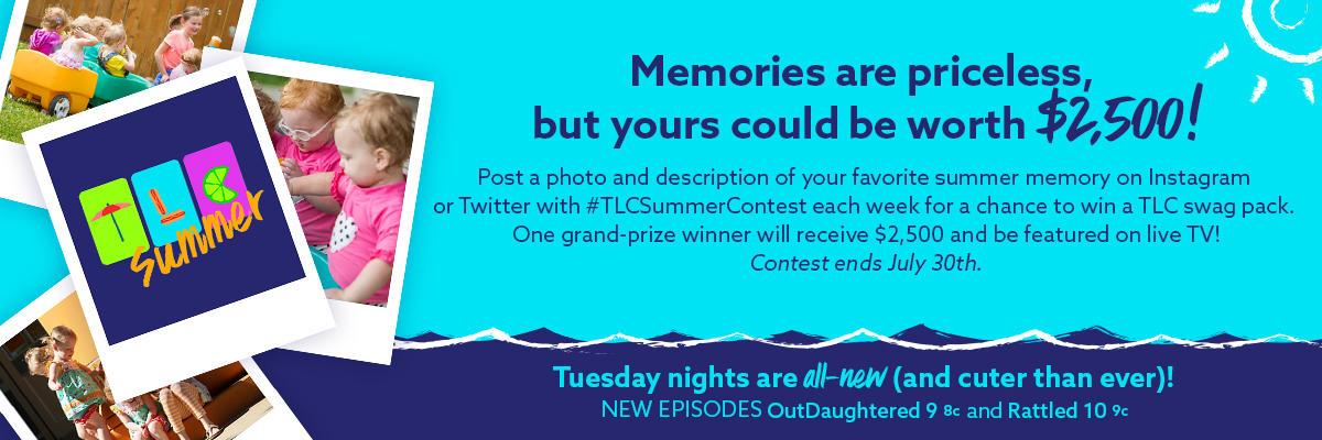 TLC Summer Contest