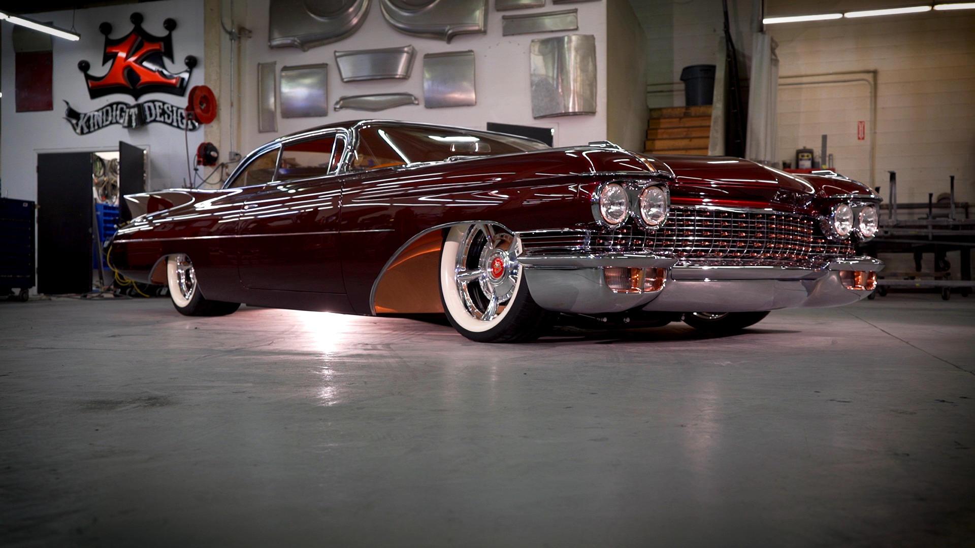 Cadillac Convertible 2015 >> Copper caddy cost kindig it cadillac