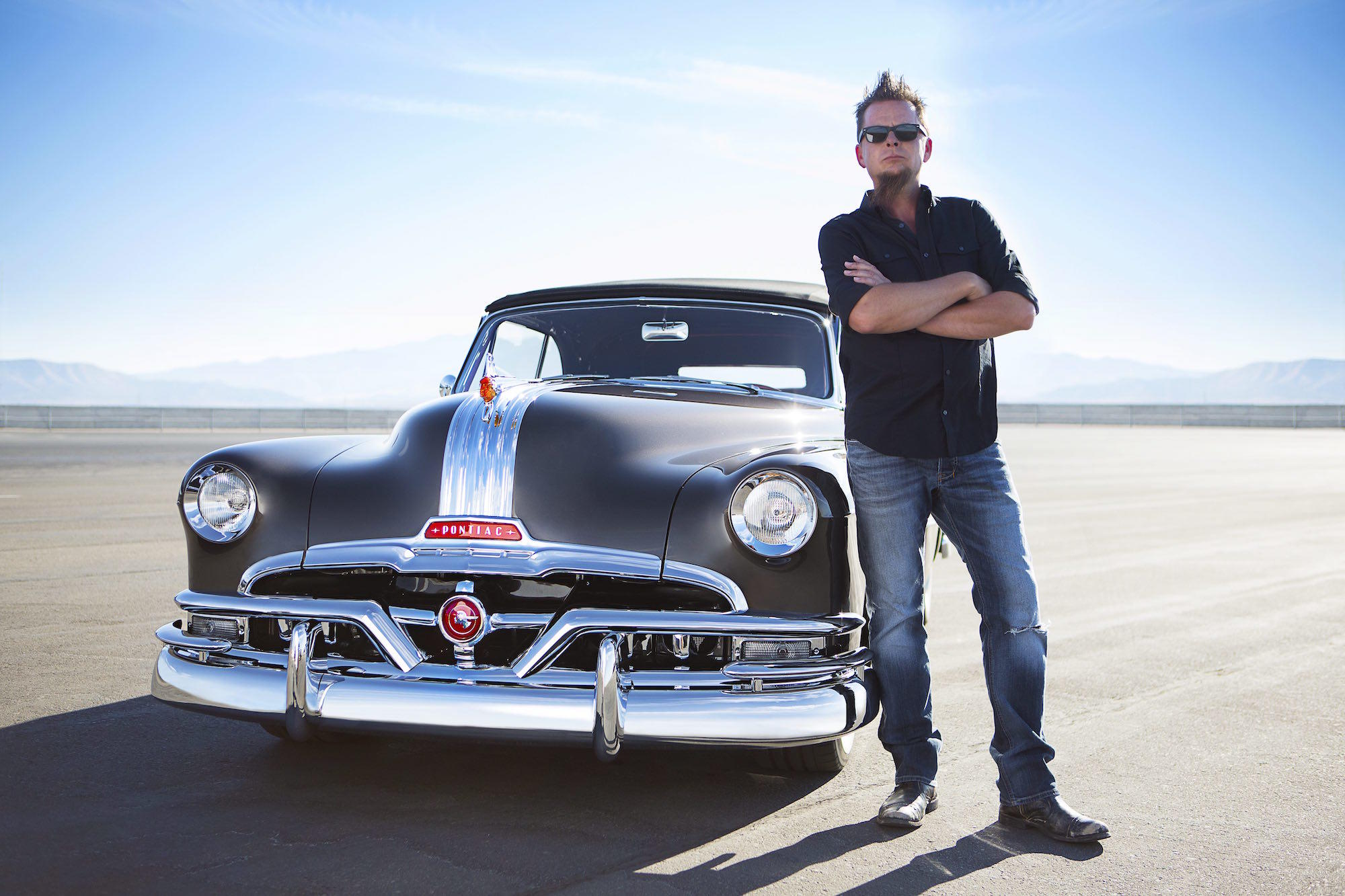 Kindig It Design >> Dave Kindig Breaks Down the '52 Pontiac Chieftain from Bitchin' Rides | Velocity Blog | Velocity