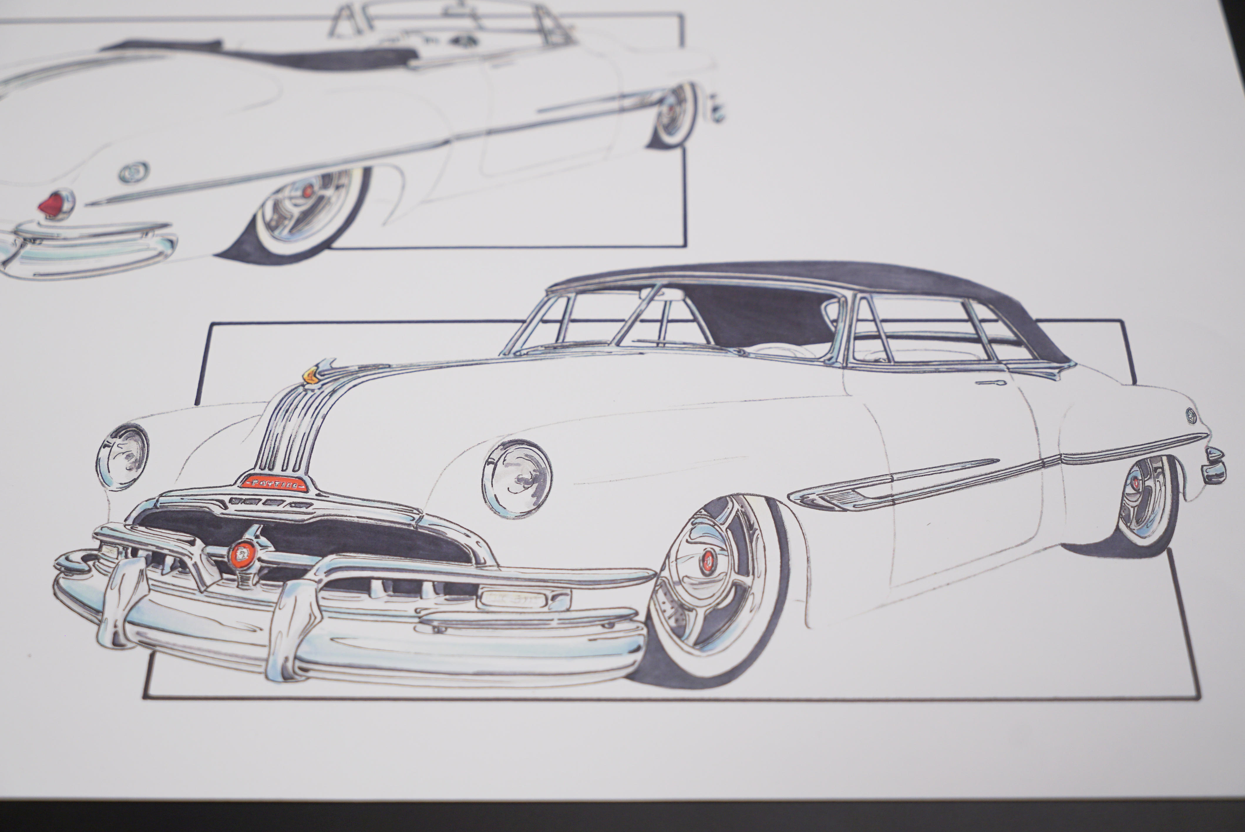 Dave Kindig Breaks Down the 52 Pontiac Chieftain from Bitchin