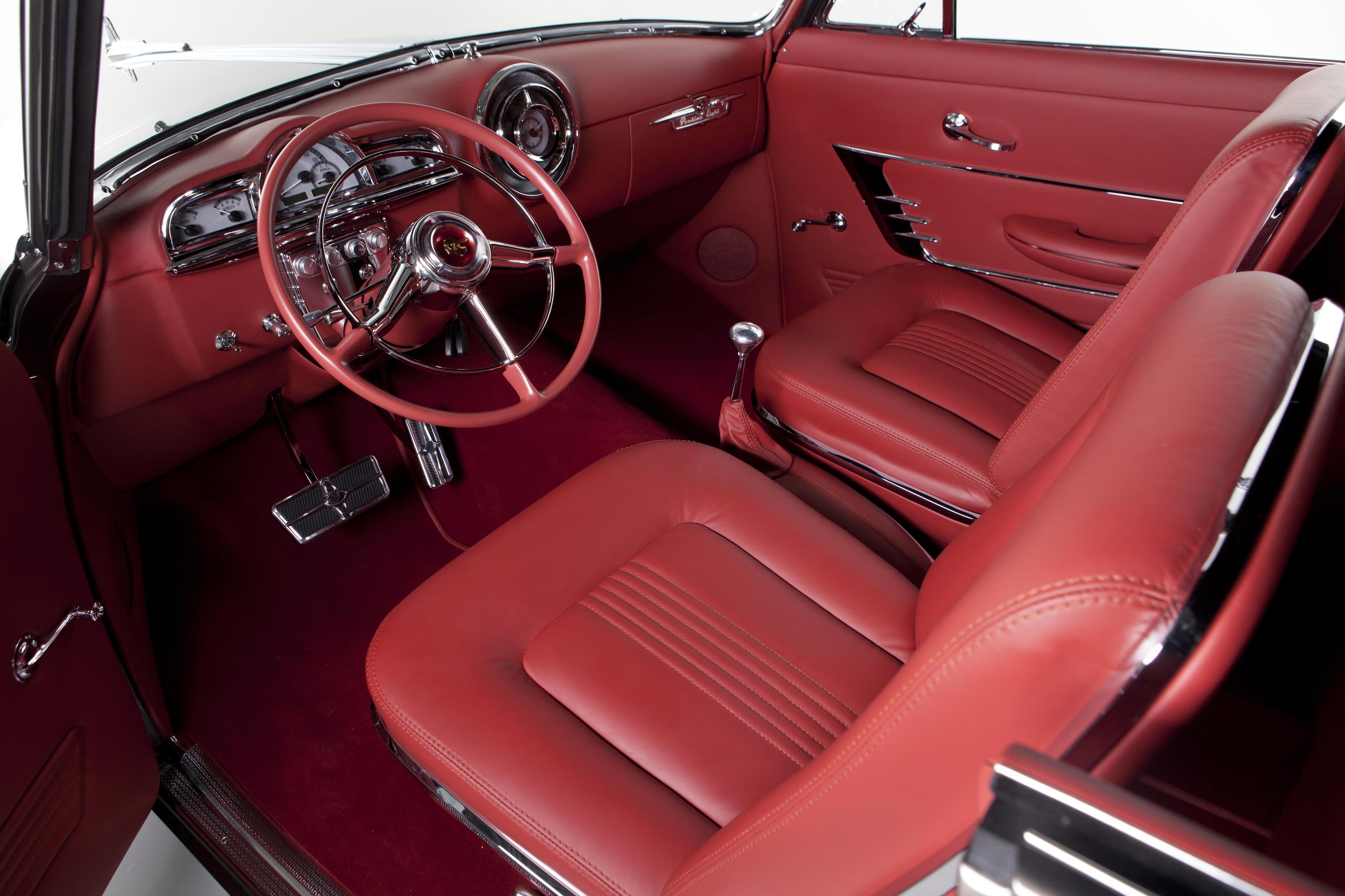 '70 Dodge Challenger | Kindig It  |Bitchin Rides Challenger Interior