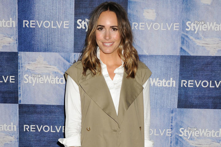 Louise Roe, People StyleWatch Denim Party