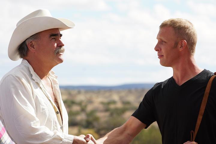 Marty Raney in Arizona