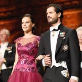 Prince Carl Philip and Princess Sofia Hellqvist
