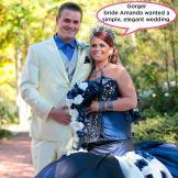 Amanda's Bridal Bling Pop-Up Pictures